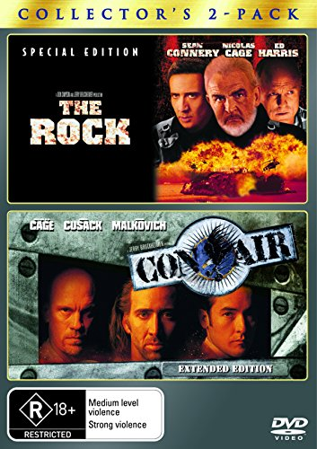 Rock, The / Con Air | Double Pack
