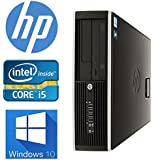Gaming Desktop Computer HP Elite 8300, Intel Core i5 upto 3.6GHz Quad Core CPU, NEW 1TB Hard Drive, 8GB DDR3 Memory, WiFi, Windows 10 Pro, Nvidia GT710 2GB HDMI, USB 3.0 (Certified Refurbished)