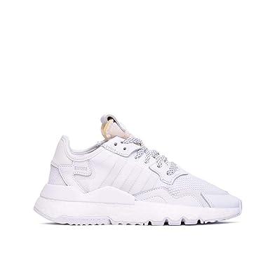 adidas Originals Herren Sneakers Nite Jogger Sneakers Ftwwht
