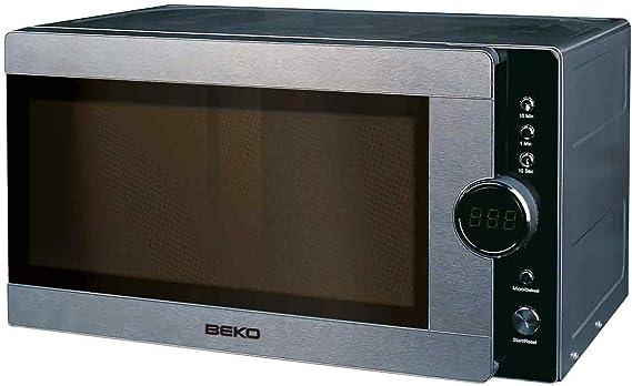 Beko MWC 2010 EX, 1080 W, 230V AC, 50Hz, Acero inoxidable, 330 x ...