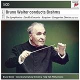 Bruno Walter conducts Brahms [5CD Boxset]