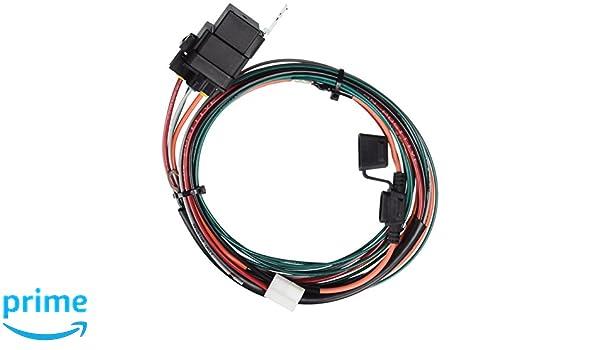 Amazon com: Be Cool 75021 Electric Radiator Fan Wiring