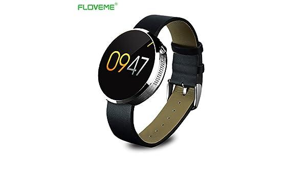 Floveme K5 reloj inteligente con cámara y Bluetooth pantalla ...