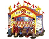 Lemax 64487 Duck Hunt Carnival Booth Amusement Park Game Christmas Village