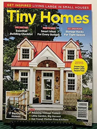 Tiny Homes Magazine Centennial Home Essential Building Checklist 2019