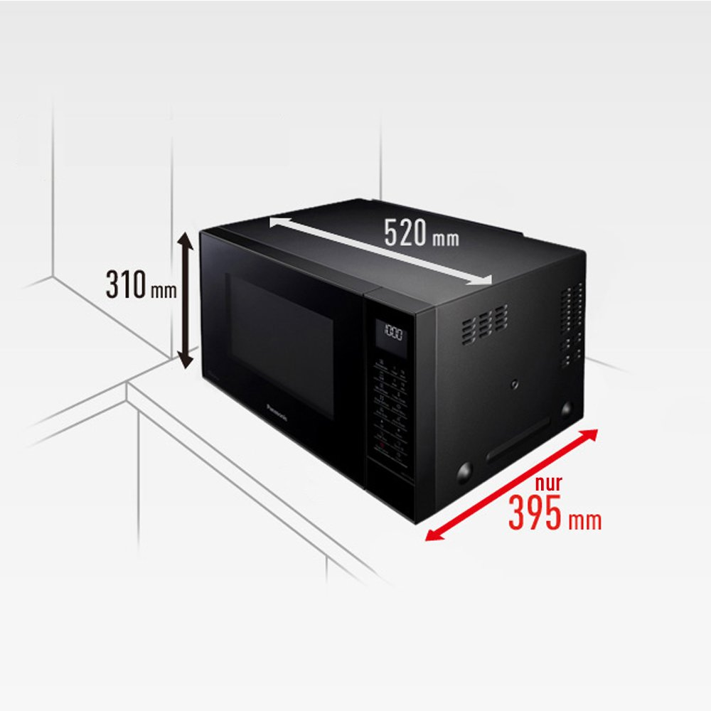 Panasonic NN-CT56 Encimera - Microondas (Encimera ...