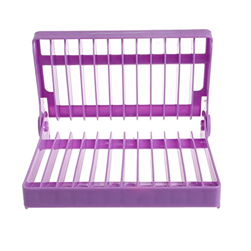 purple dish rack - 8