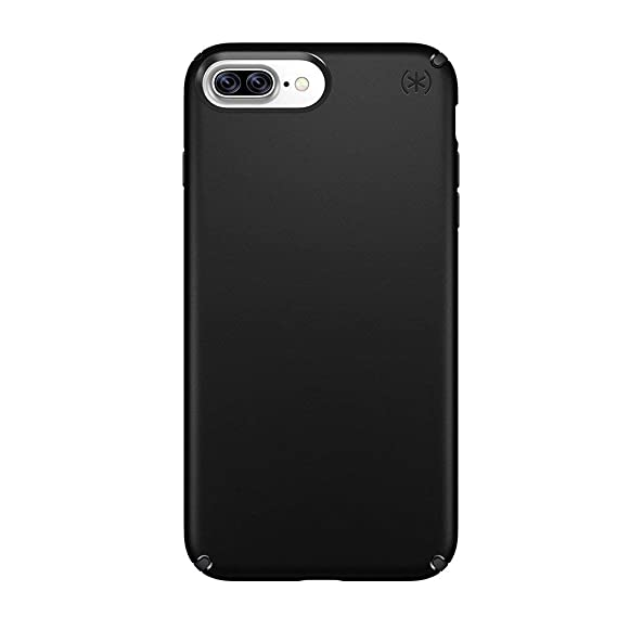 buy popular 05ab6 a77a9 Speck Products Presidio Cell Phone Case for iPhone 7 Plus, 6S Plus and 6  Plus - Black/Black
