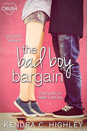 The Bad Boy Bargain (Suttonville Sentinels)