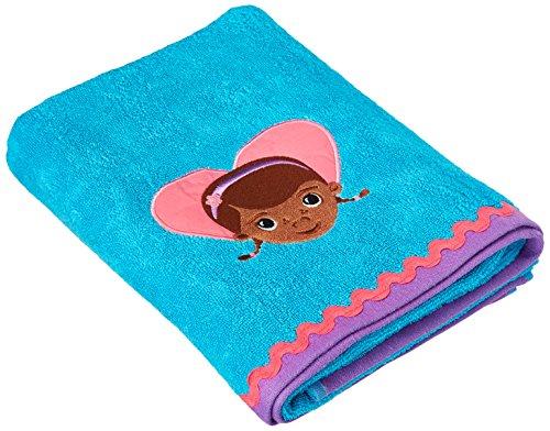 Disney Junior Doc McStuffins Boo Boo Bath Towel