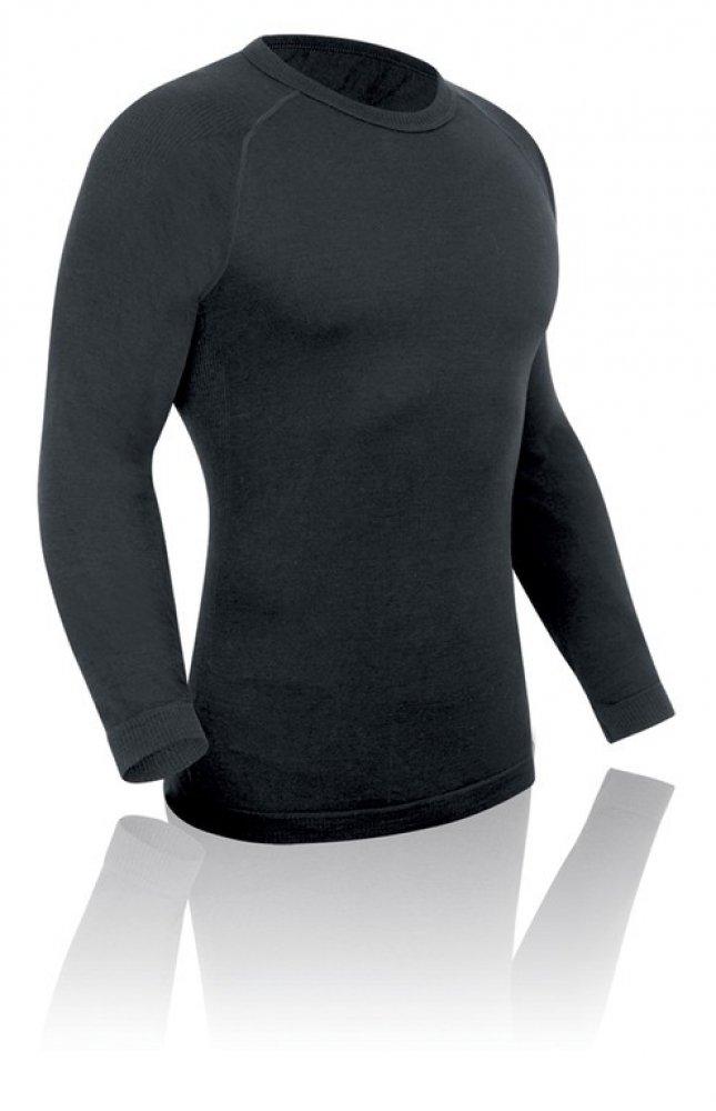 Fuse Longshirt Fuse Herren Merino schwarz Modell 2013 (L (50-52))