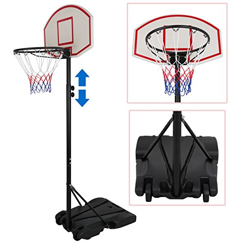 Portable Kids Basketball Hoop Backboard System review