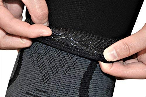 008524e45d RiptGear Compression Knee Sleeve - Knee Brace for Arthritis, Patella  Stabilizer, Meniscus Tear,