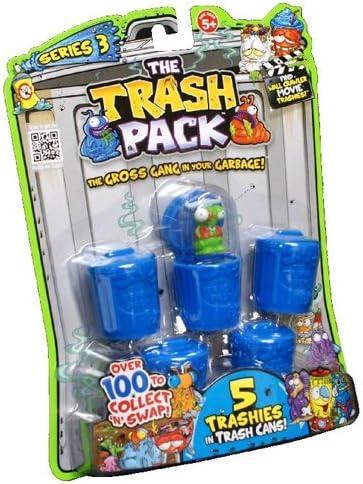 Trash Pack Series 3-5 Trashies Blíster: Trash Pack Series 3 - 5 Trashies Blister Pack: Amazon.es: Juguetes y juegos