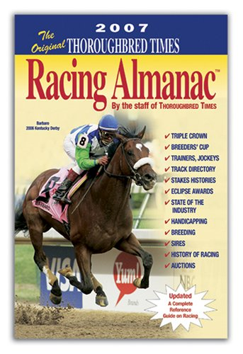 Download The Original Thoroughbred Times Racing Almanac 2008 (Orig. Thoroughbred Times Racing Almanac) ebook