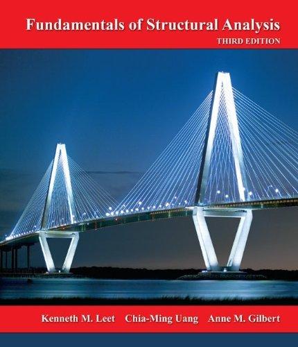 Fundamentals of Structural Analysis: 3rd (Third) edition pdf epub