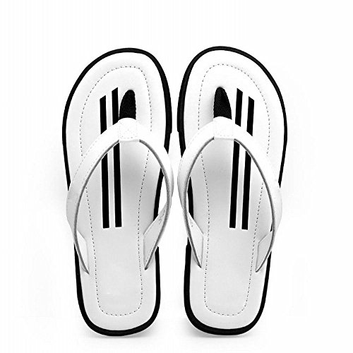 Pantofole in con in da spiaggia A ciabatte antiscivolo RBB stile uomo sandali da gomma e inglese adHwBSUn