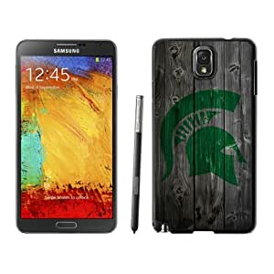 Best Designed Samsung Galaxy Note 3 Case Ncaa Big Ten Conference Michigan State Spartans 04 Coolest Mobile Phone Covers