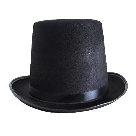 Formulaone Decorazioni di Halloween Cappello a Cilindro Cappello di  Halloween Oggetti di Scena di plastica 78g 837cddced18c