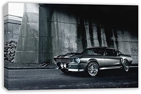 Amazon Com 1967 Gt500 Ford Mustang Muscle Car Vintage Classic