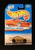 Hot Wheels 1998 First Editions Series (#16 of 40) True Value's #1 IROC Firebird Collector Car #653