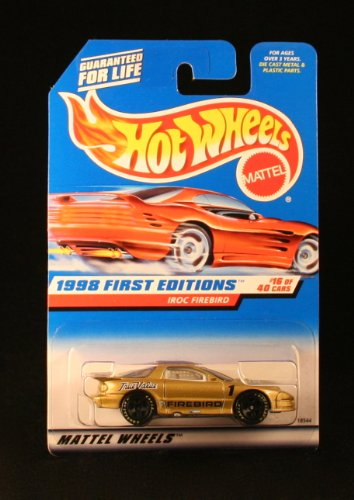 Hot Wheels 1998 First Editions Series (#16 of 40) True Value