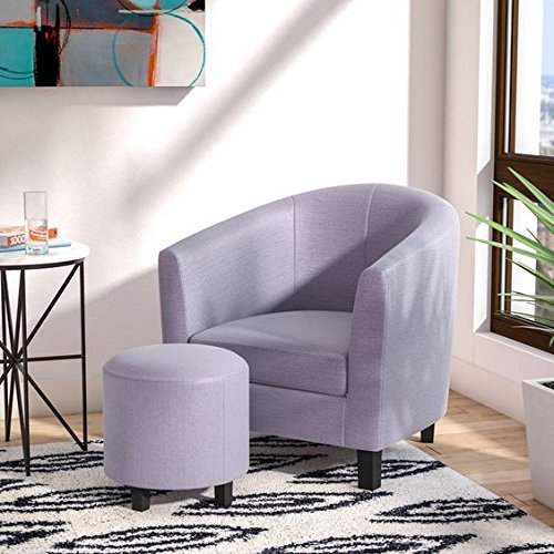 Ocean Bridge 82001SGY Barrel Chair Review