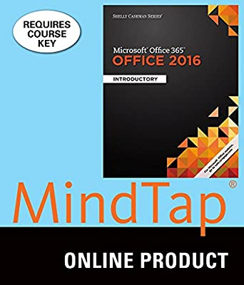 MindTap Computing for Microsoft Office 365 & Office 2016: Introductory (with Office Mix), 1st Edition