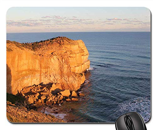 Mouse Pads - Australia 12 Apostles Victoria Ocean 12 Coastline