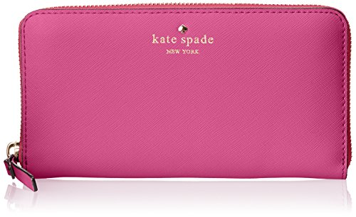 kate spade new york Cedar Street Lacey Wallet Vivid Snapdragon One Size