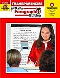 Daily Paragraph Editing Transparencies, Grade 5