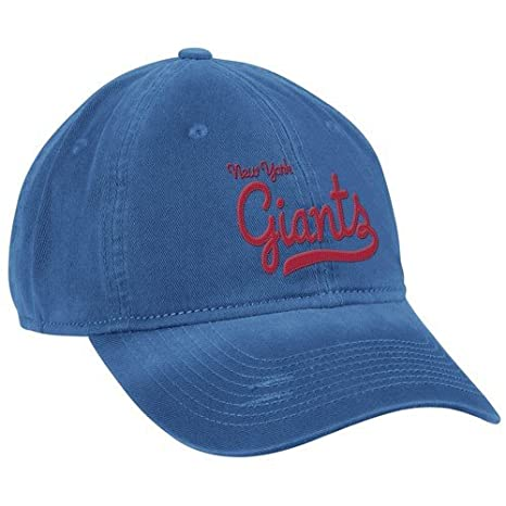Image Unavailable. Image not available for. Color  Retro Sport New York  Giants Women s Slouch Adjustable Hat Adjustable 4627354c530