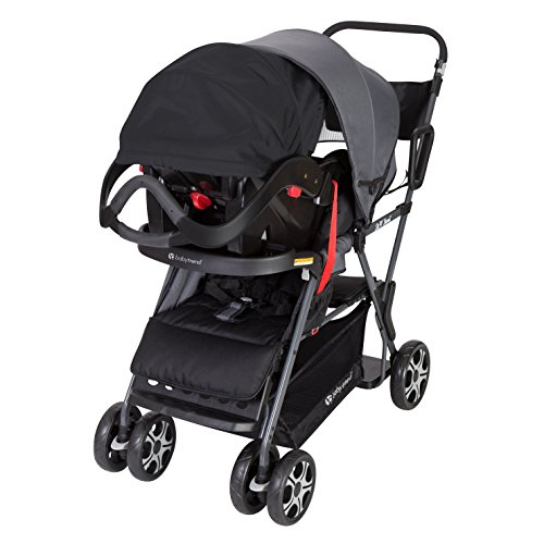 Baby Trend Sit n Stand Sport Stroller, Cambridge by Baby Trend (Image #1)