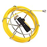 Lixada 20M / 30M / 50M Replacement Cable for Pipe Inspection Camera