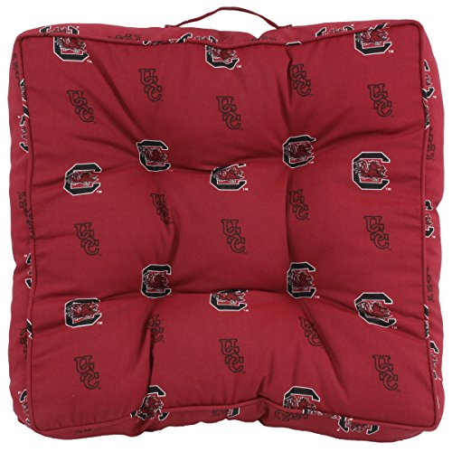 College Covers South Carolina Gamecocks Floor Pillow