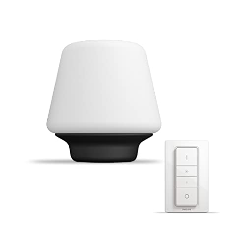 Philips Hue White Ambience Wellness Dimmable Led Smart Table Lamp