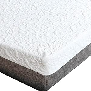 Michael Anthony Gel Memory Foam RV 10-Inch Mattress - Short Queen