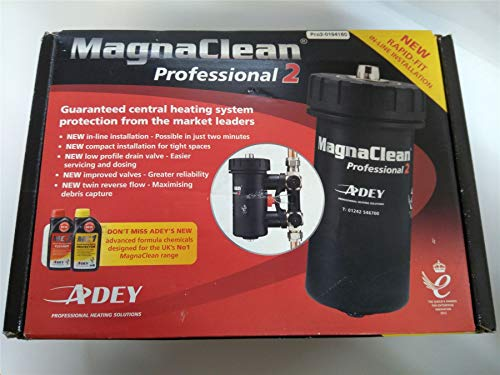 Magnaclean 189318 System Cleaner, Black, 22 mm