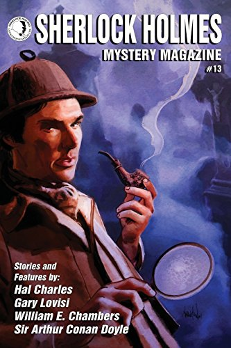 Mystery stories sesay sherlock holmes