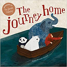 Image result for The journey back home book KS1
