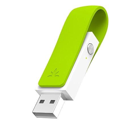 Avantree Leaf Class 1 Long Range USB Bluetooth Audio Transmitter Adapter  for PC Laptop Mac PS4 Nintendo Switch, Wireless Audio Dongle for Headphones