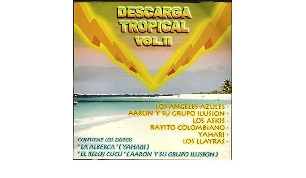 II by Descarga Tropical Vol. II (1999-01-01) - Amazon.com Music