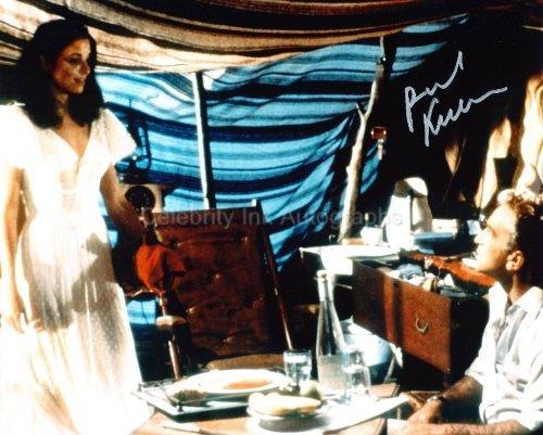 PAUL FREEMAN as Dr. Rene Belloq - Indiana Jones Genuine Autograph