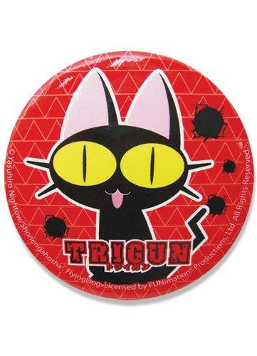 Trigun Neko Button