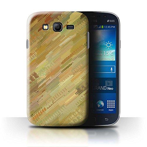 - STUFF4 Phone Case / Cover for Samsung Galaxy Grand/i9082 / Bronze Palette Design / Autumn Fashion Collection