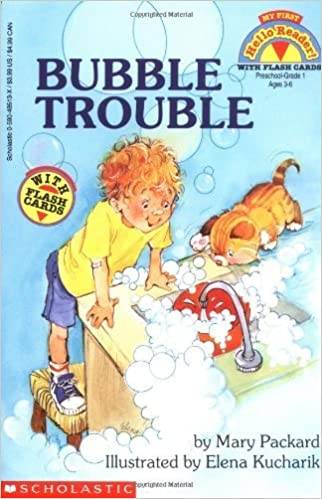 Bubble Trouble (My First Hello Reader!) by Mary Packard (1995-06-03)