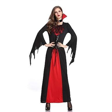 Sttsale Disfraz Halloween,Disfraz Halloween Mujer,Demonio Disfraz ...
