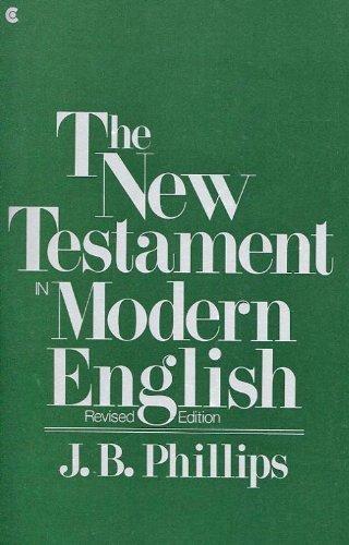 New Testament in Modern English, the Kivarbound