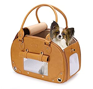 2. PetsHome Dog Carrier Purse