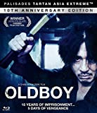 Oldboy - 10th Anniversary Edition [Blu-ray] cover.